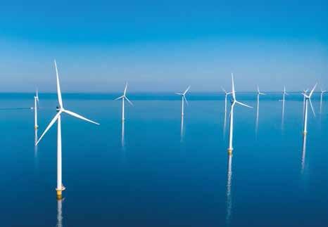 farma wiatrowa morska